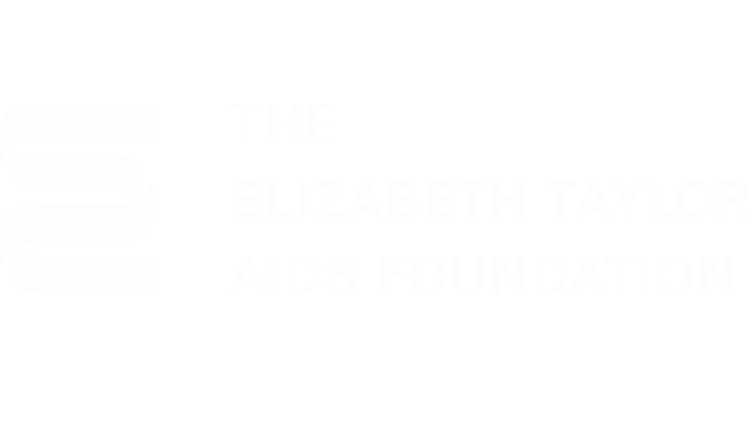 The Elizabeth Taylor Aids Foundation logo