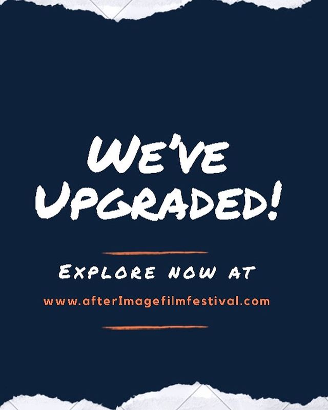 Our new website is live! Big shoutout to @rule29 for the awesome new design👏🏼 visit www.afterimagefilmfestival.com now to check it out, PLUS info on upcoming events, tickets & more 📽