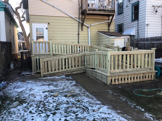 Homeowner's new ramp