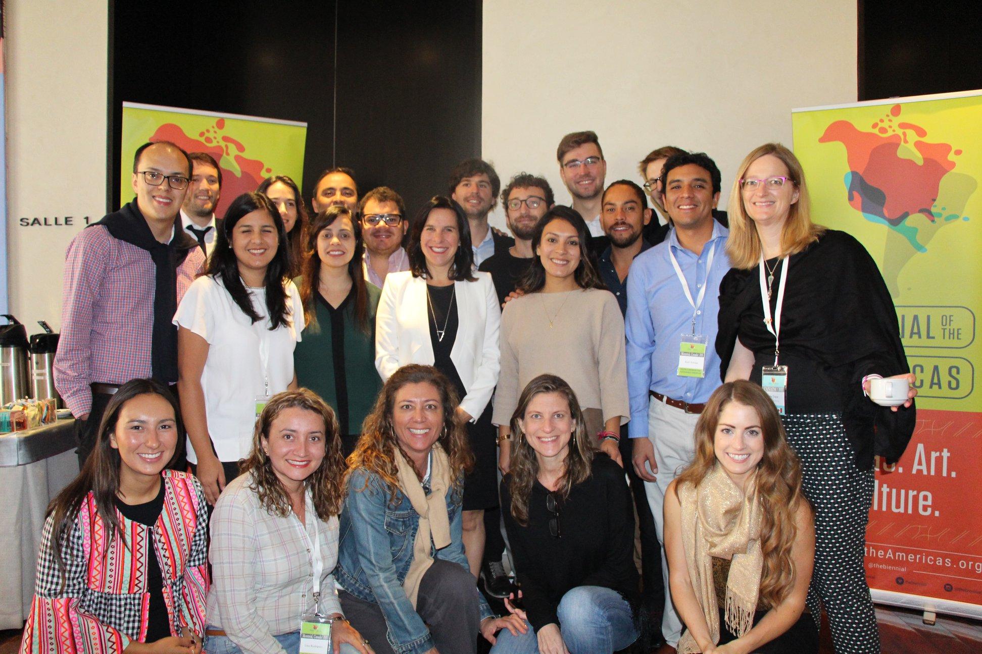 Youth Congress & Mayor Plante - 2018 Canada Summit