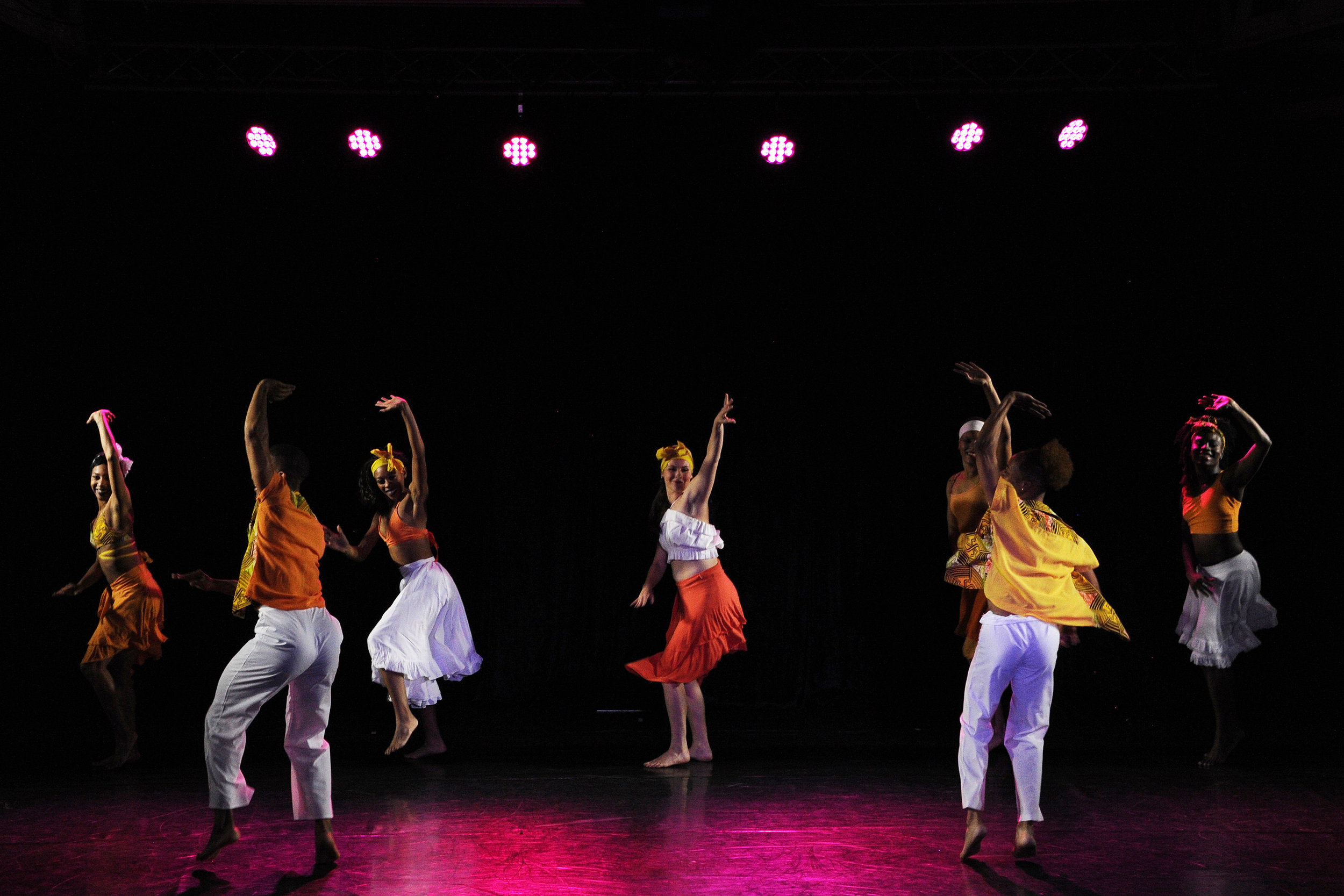 Stunning Colors & Moves of Havana Nights
