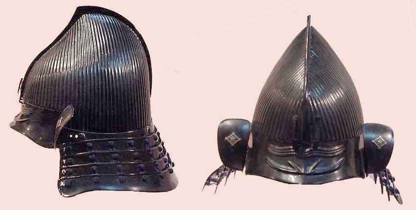 Momonari kabuto