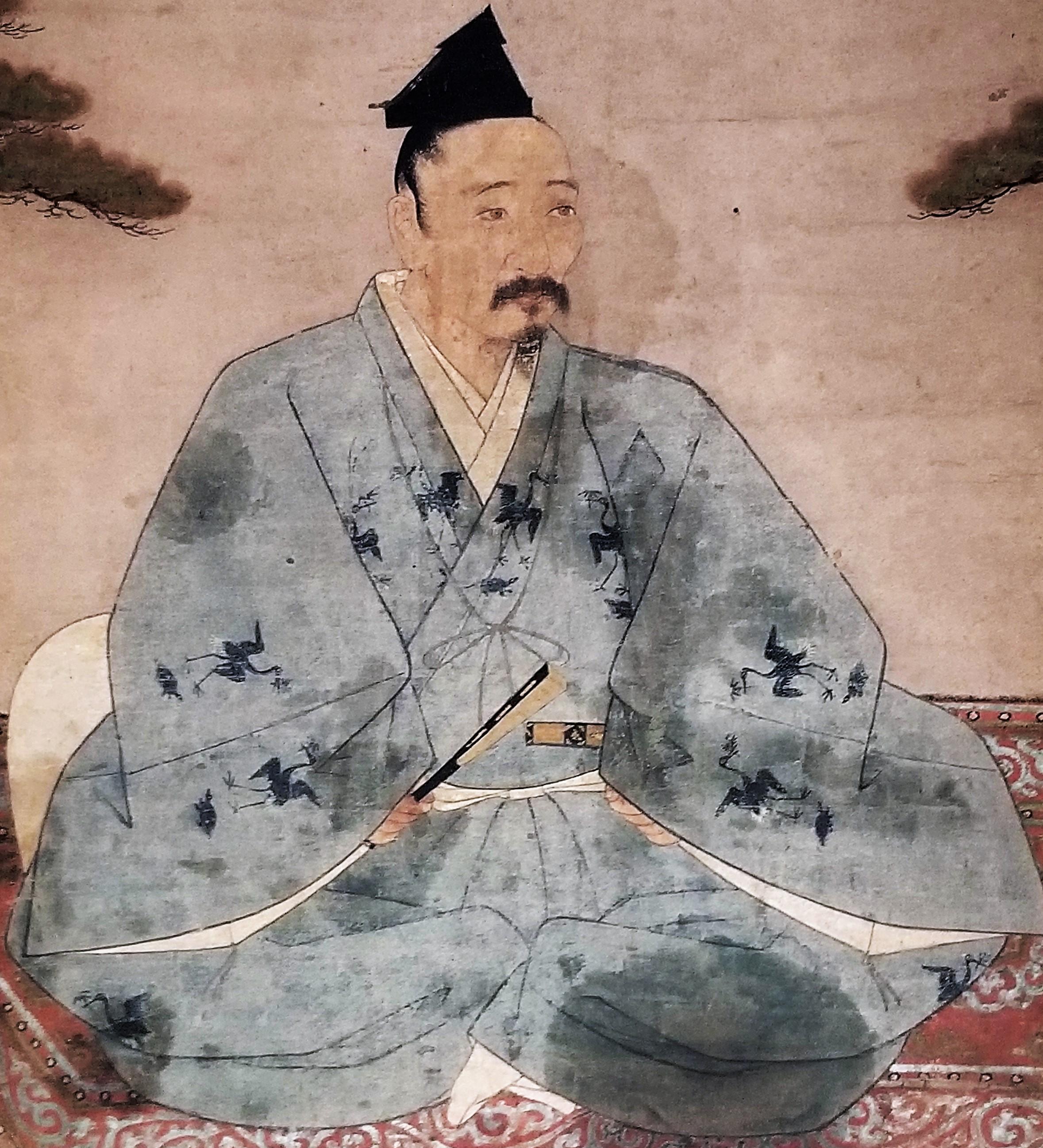 Momonoi Naoki, Muromachi Period, from the  Tokyo National Museum