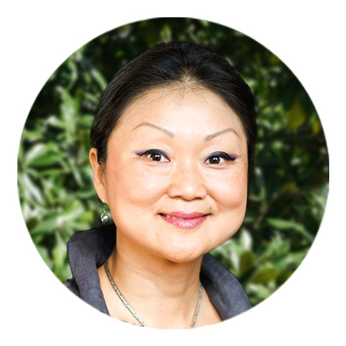 Dr. Tara Hyun-Kyung Chung, Ph.D.   Affiliate Coach