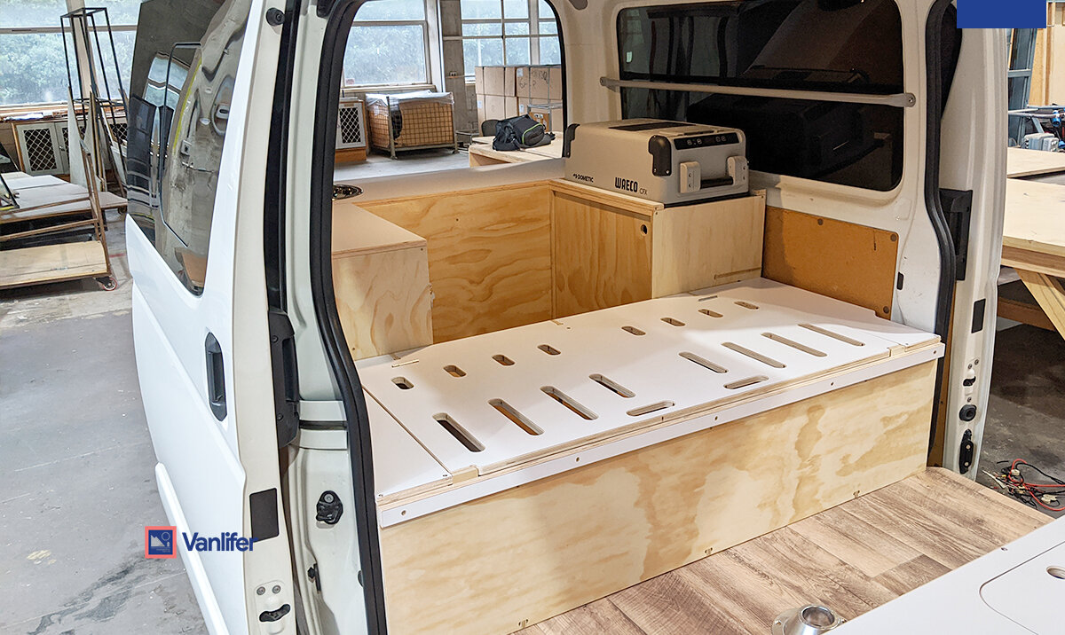 Flat Pack Conversion Kits Vanlifer Custom Campervans And Rentals