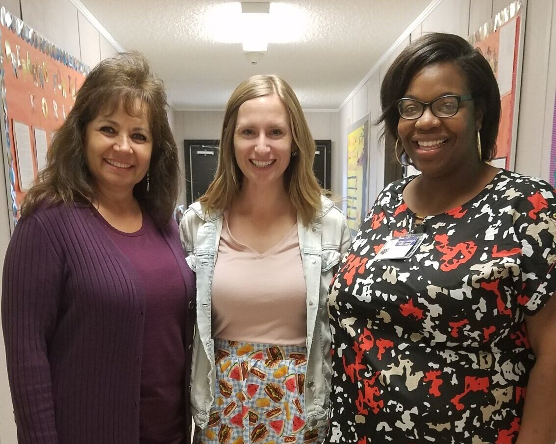 Our Team - From dedicated teachers to engaged board members to everything in between, our team is committed to helping the children and families of the Gardere community.