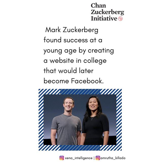 Having pledged 99% of their wealth to charity, Priscilla and Mark Zuckerberg have become the biggest philanthropists on the planet.  @chanzuckerberginitiative  #chanzuckerberginitiative #charity #socialgood #philanthropy