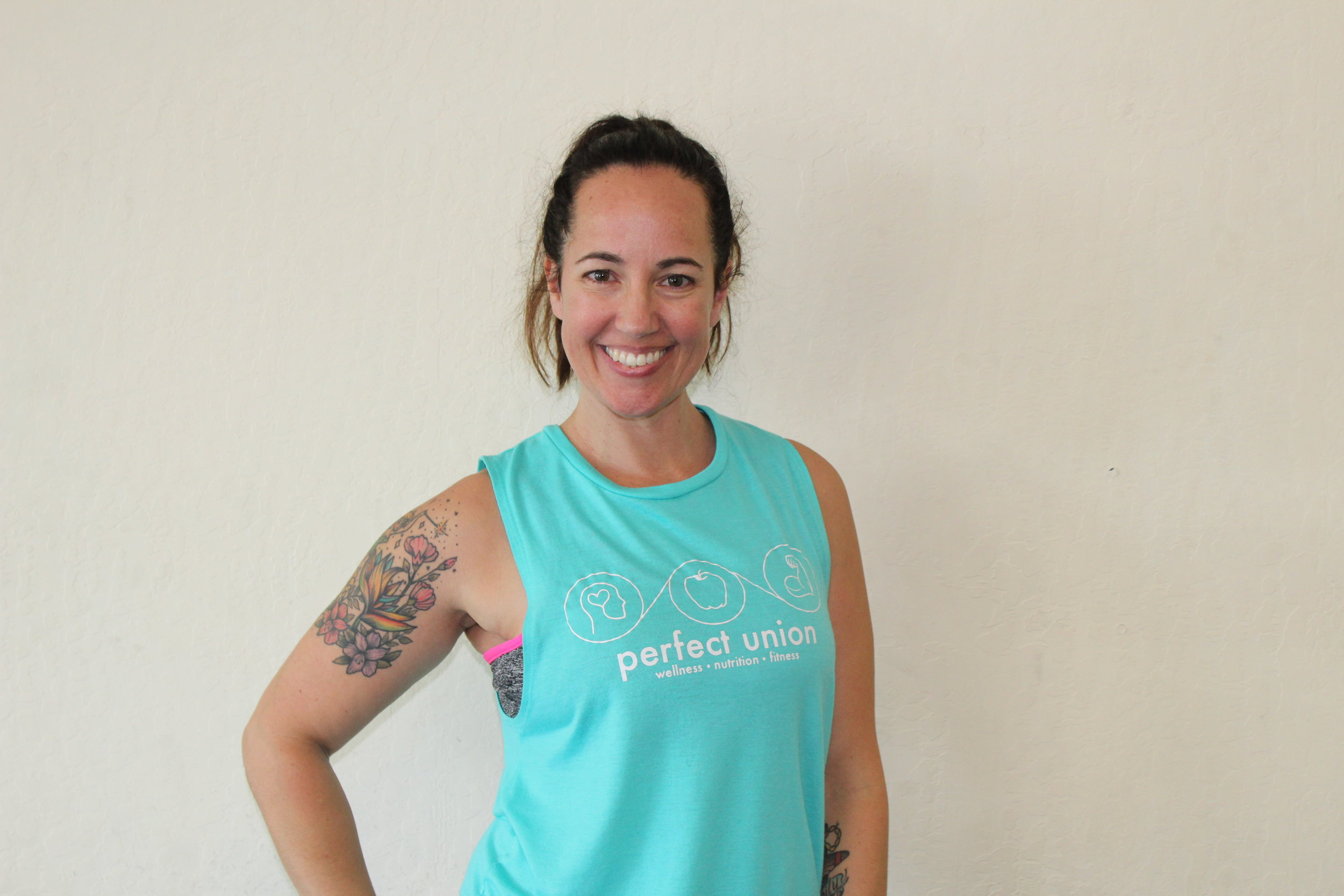 Jennifer Hardwick   Owner, Board Certified Nutrition Consultant, NASM-Certified Personal Trainer, Group Fitness Instructor, behavioral change Life Coach, mental health & Addiction specialist