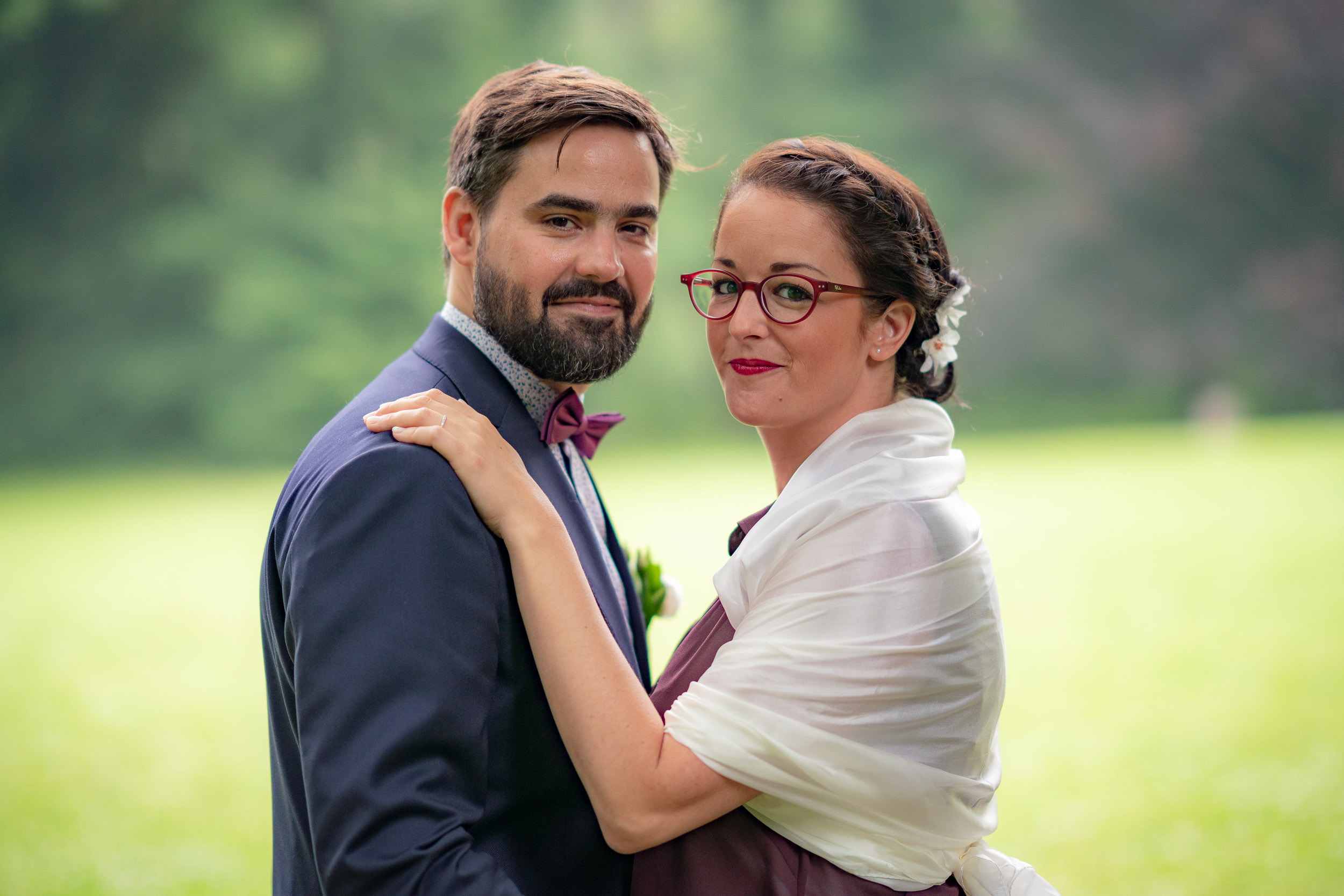 Civil wedding made by a Brussels photographer