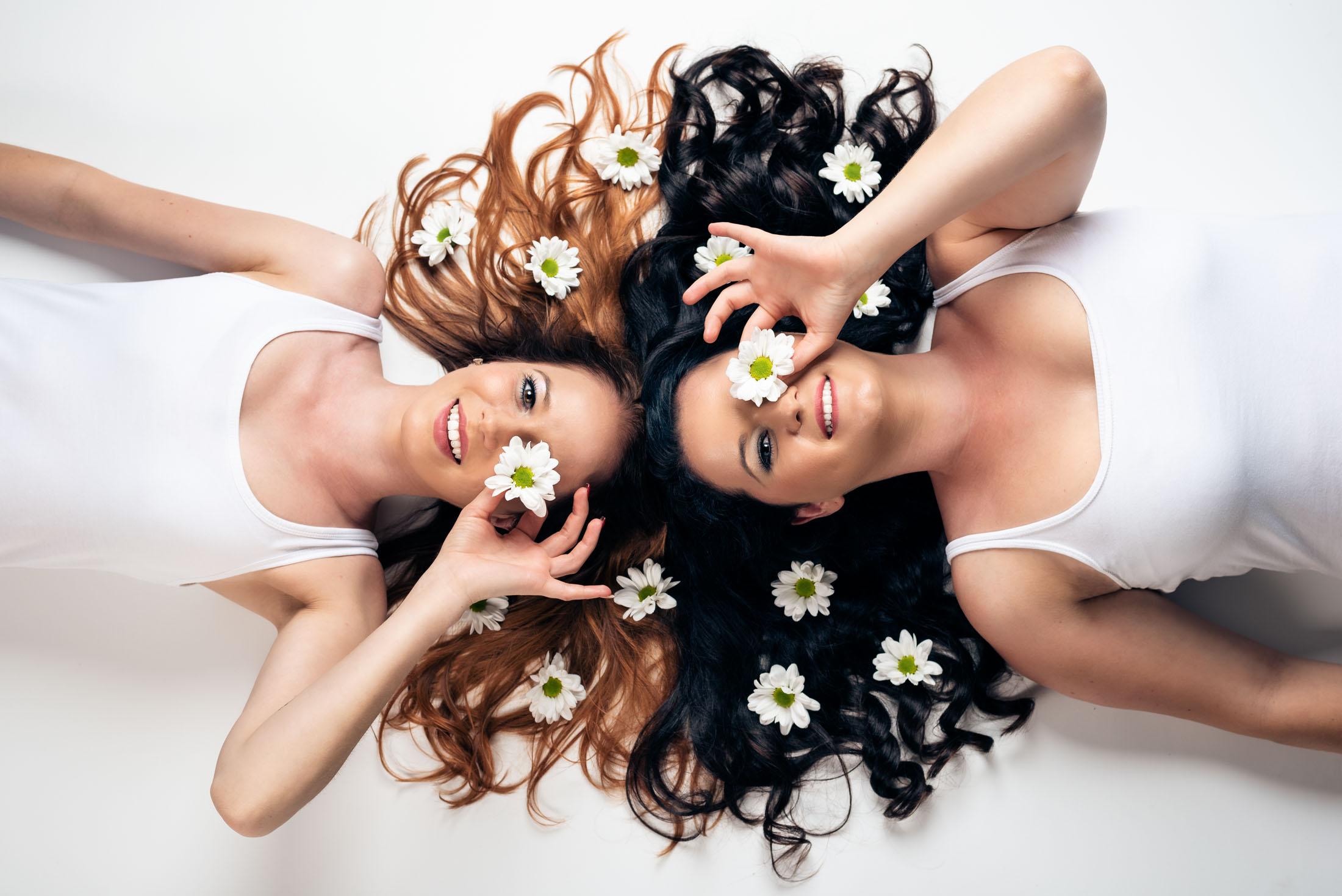 Beautyportrait Friseur Fotos Kärnten Wolfsberg Fotoshooting Hairzlich Beauty - Rene Knabl Fotografie