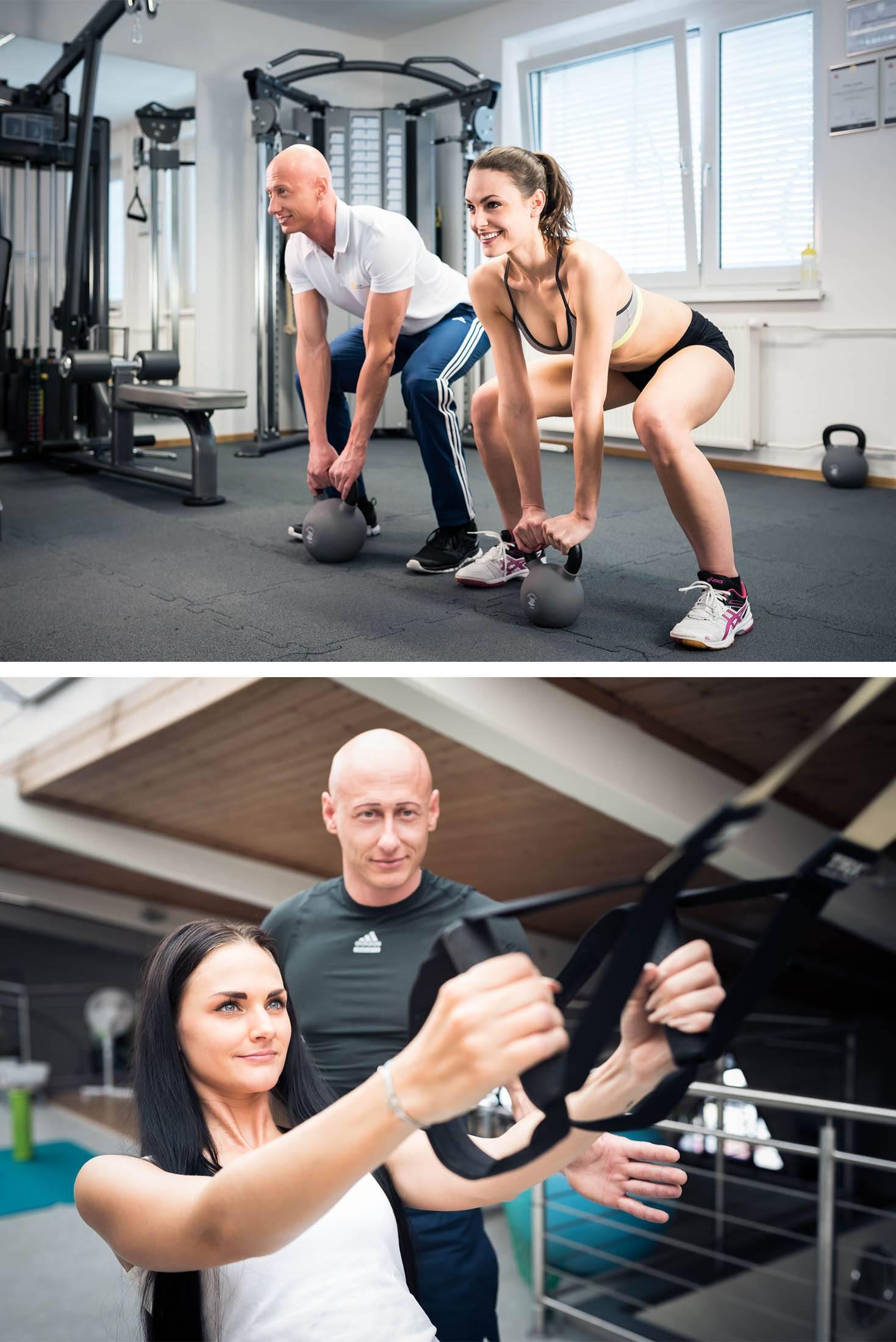 Fitnessfotos & Produktfotos