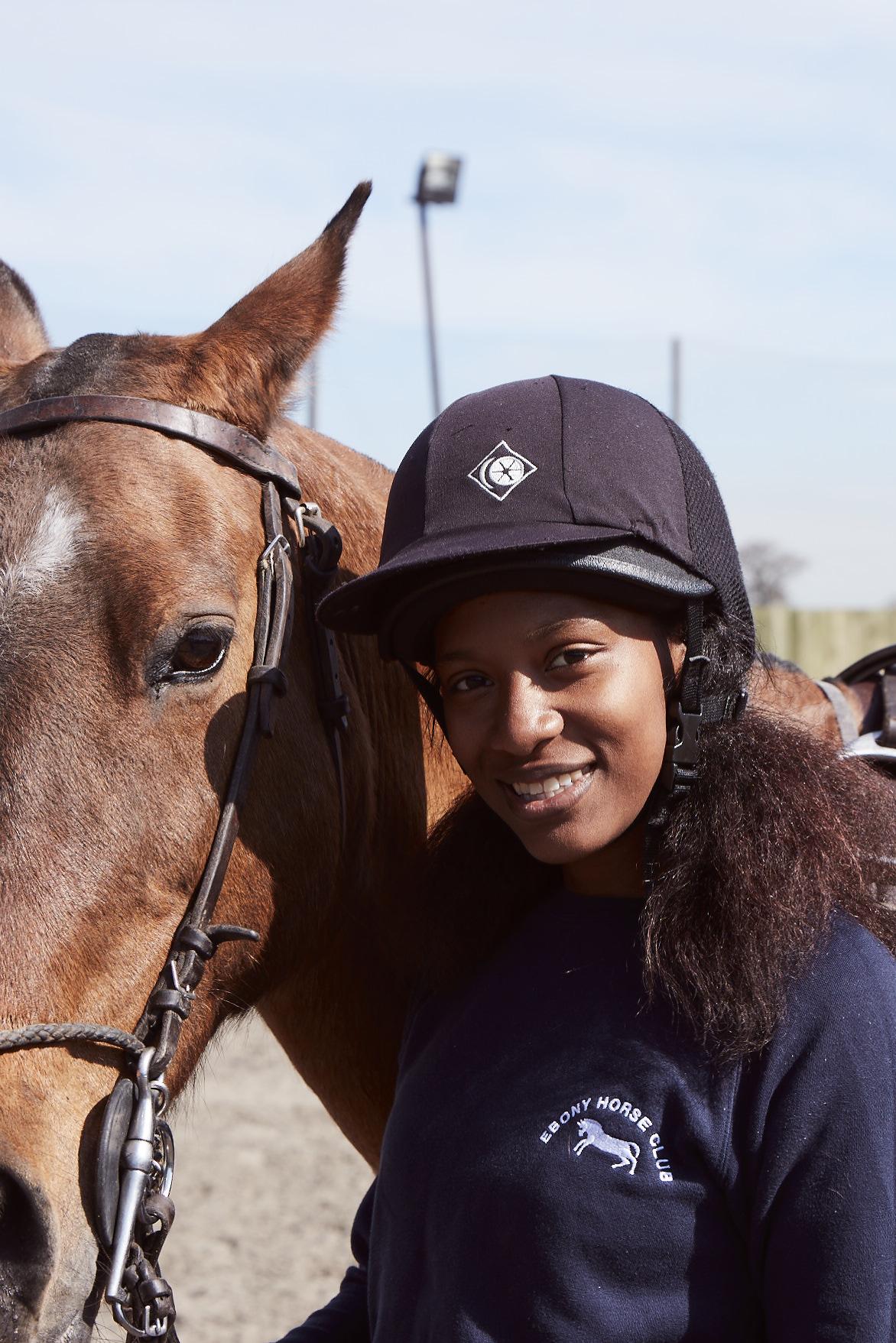 Racquel from Ebony horse club enjoying polo.jpg