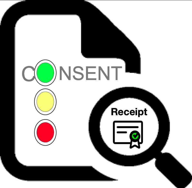 Kantara Intiative consent receipt v1.1 - V1.1 approved and publishedDOWNLOAD