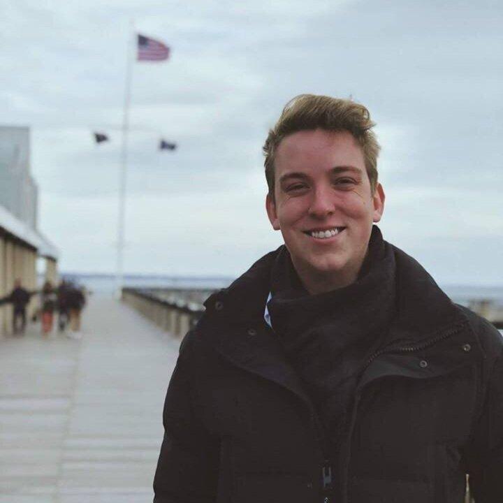 Tristan Hardy  North American Affairs Director