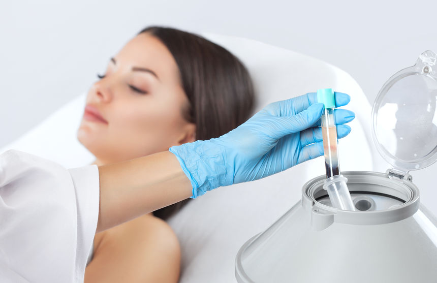 PRP, Plasma Rich Protein treatment by Magnolia medical Aesthetics, med spa in Charlotte, NC area, Fort Mill and Greenville, SC.