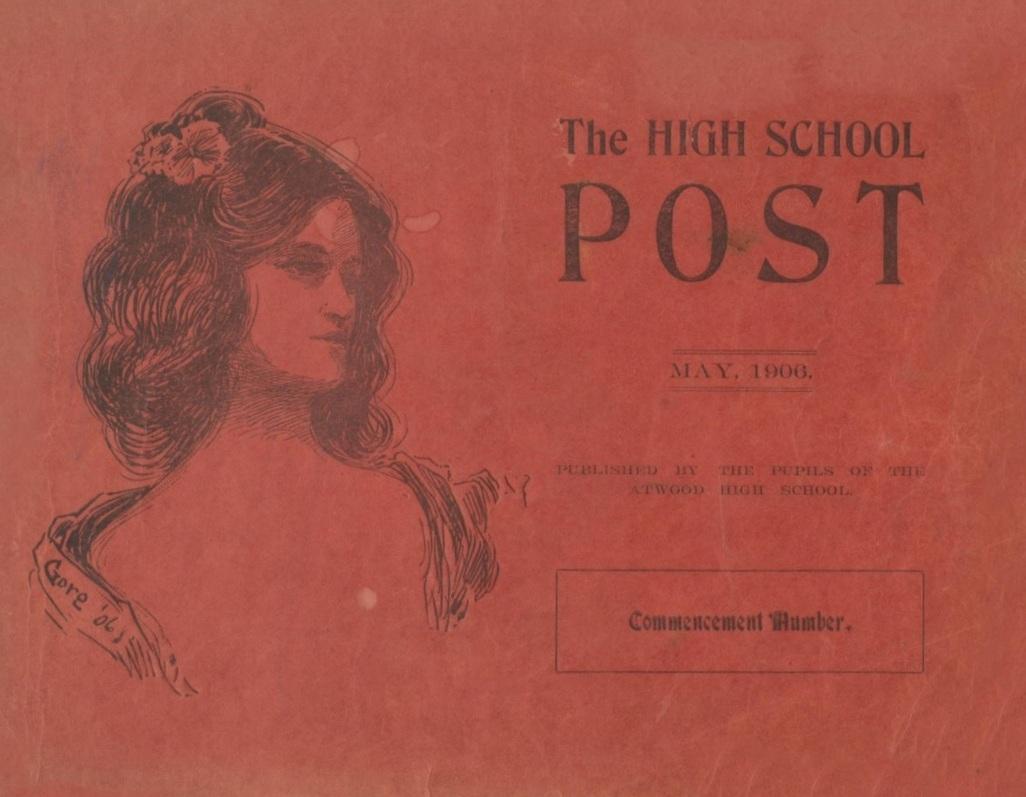 Atwood-Hammond Yearbooks (1906-2014)