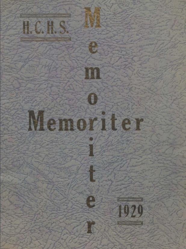Hammond Yearbooks (1929-1947)