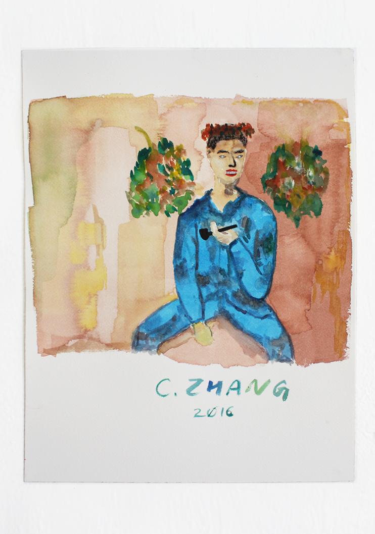 CHARLES SU ZHANG,  #CHARLESZHANGFOREVER   September 9, 2016 — September 9, 2016