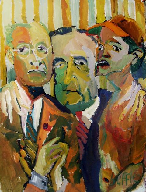 Harry, Lyndon + Me