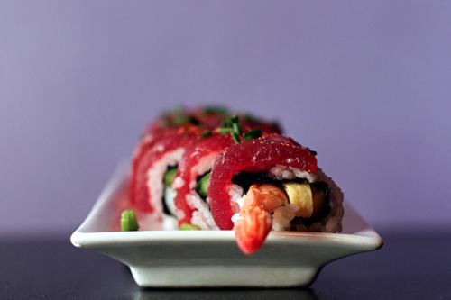 Flathead Beacon;  Zen and The Art of Sushi