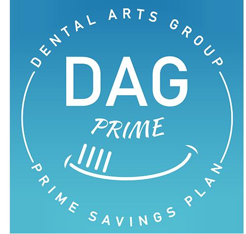 DAG PRIME Logo