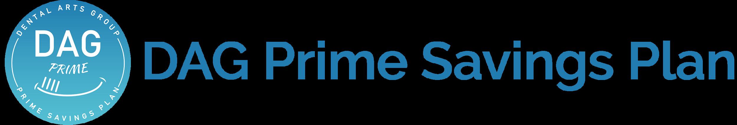 DAG Prime Savings Plan Logo