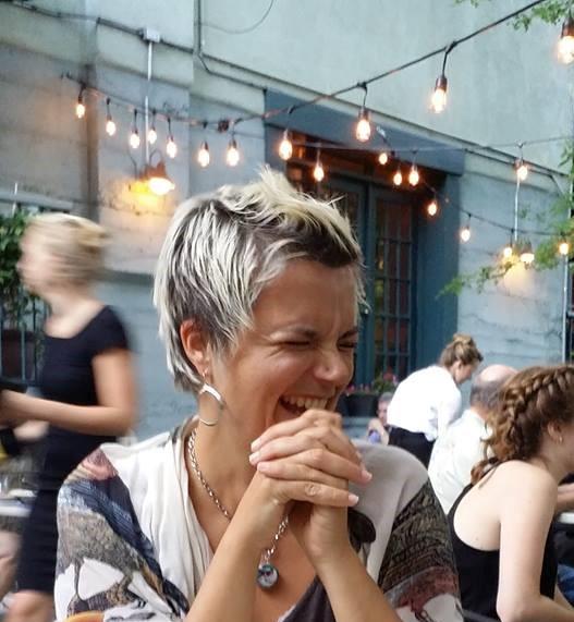 Sara Lovelady, founder of Wordgirl