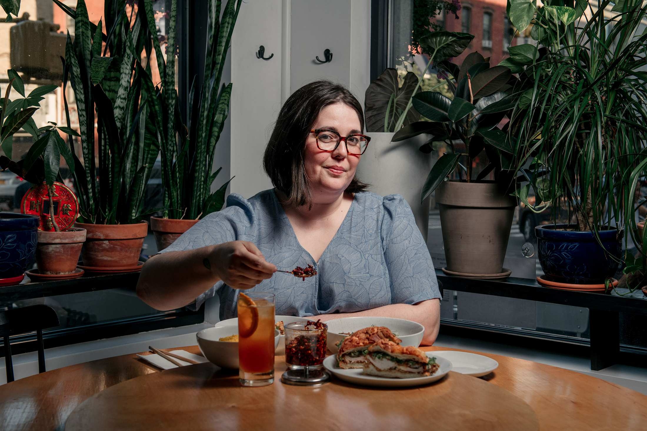 GRUB STREET DIET  Pastry Chef Nicole Rucker Goes Hard at Win Son