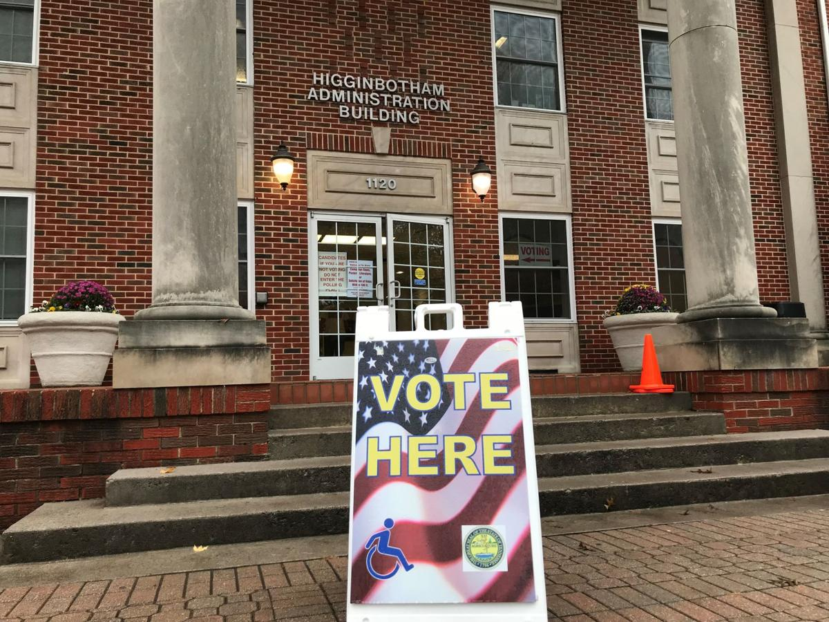 Lee University has served as a polling site in Bradley County since 2005, according to Bethany McCoy, director of community relations.  Lee Clarion Staff Photo