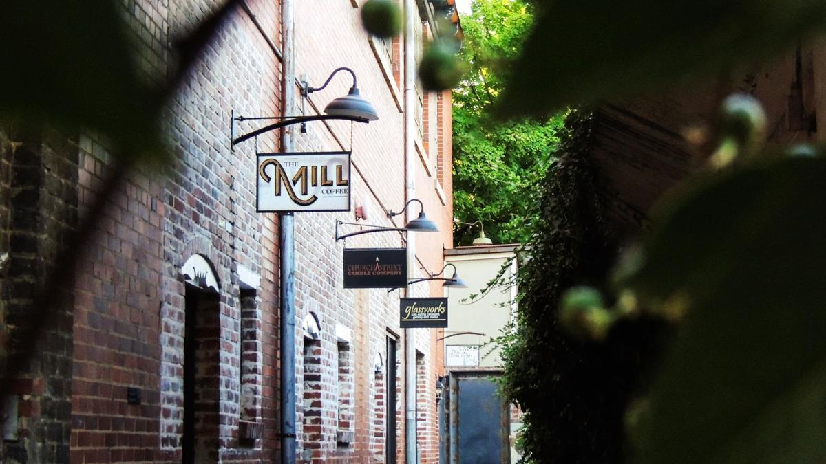 Since its grand opening last year, The Mill Coffee has gained much popularity among students and members of the Cleveland community.  Photo by Tori Thiessen, Life Section Editor