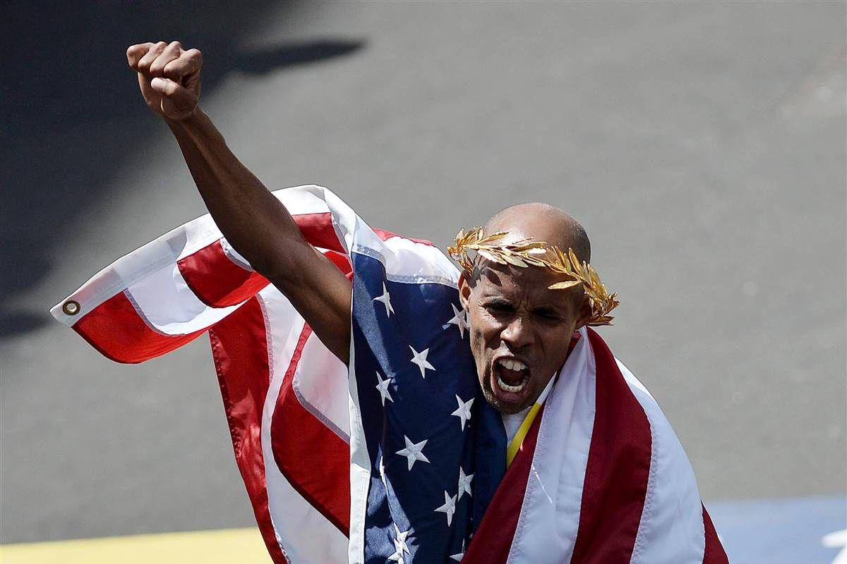 Meb Keflezighi, who won the Boston Marathon in 2014, is visiting Lee to run in the 65 Roses 5K for cystic fibrosis research.  Courtesy of Lee University