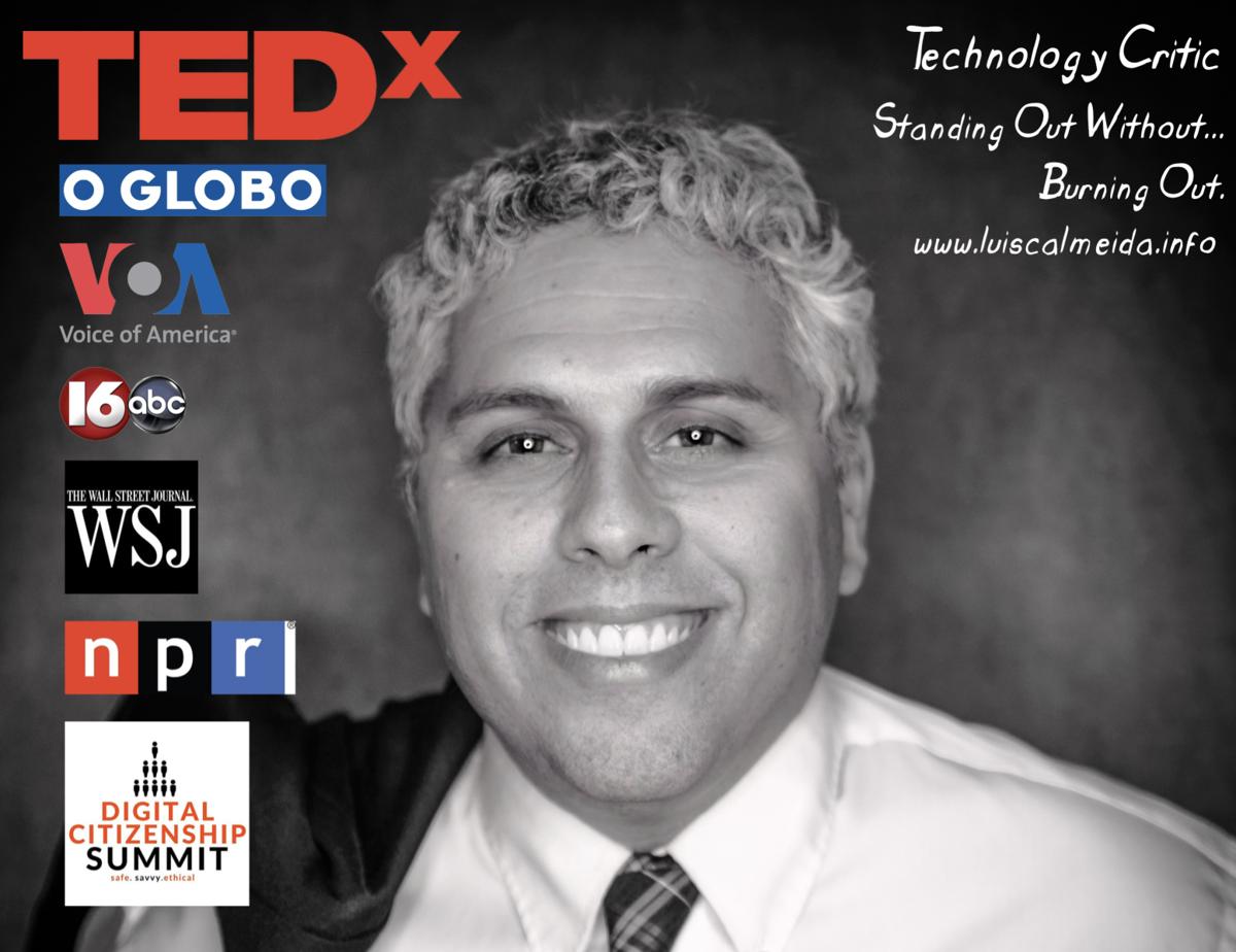 Dr. Luis Almeida is a communications professor at Lee University.  Courtesy of Luis Almeida