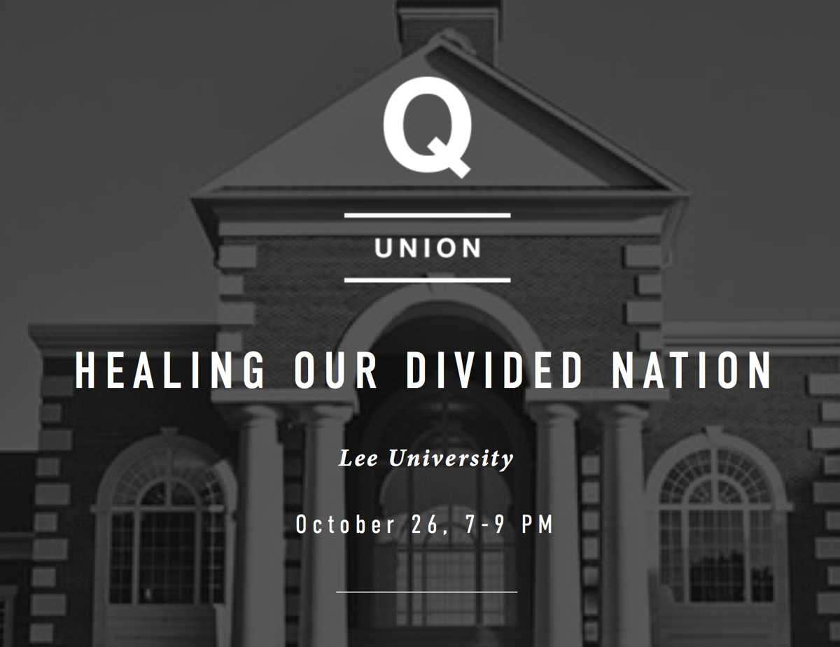 Q Union, one of the Student Development Office's annual leadership seminars, was a smash success.  Courtesy of Q Union