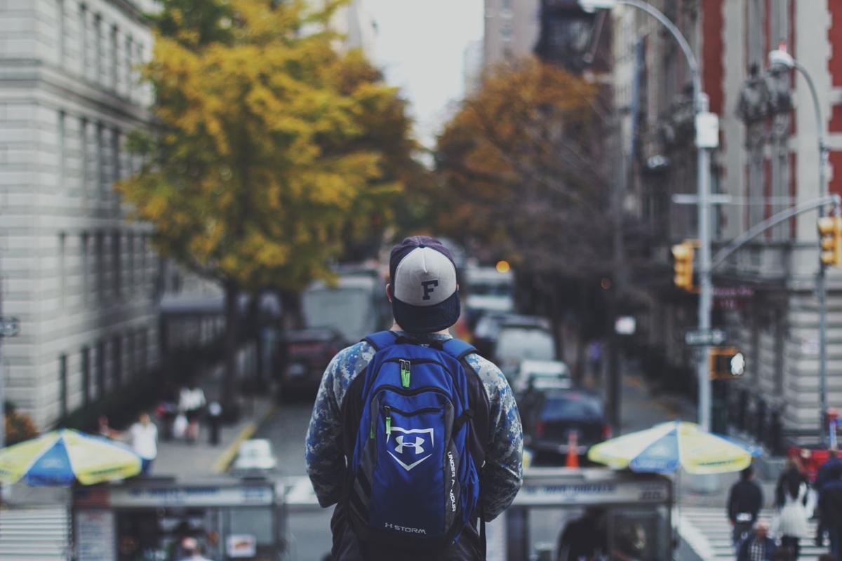 Millennials, despite their attitudes toward life, are less likely to take risks.  Courtesy of Jake Ingle
