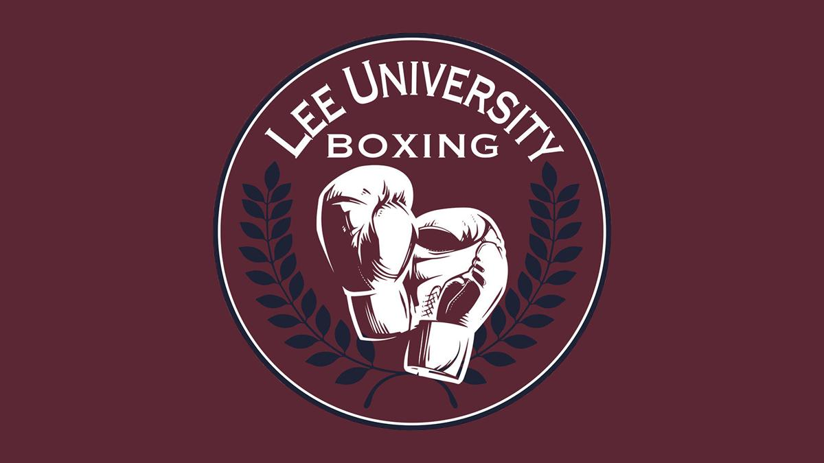 The new boxing club at Lee meets at 6 in the morning, five days a week.  Graphic designed by Trevor Mullikin