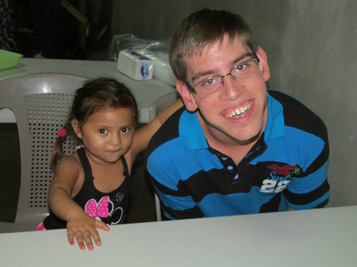 Dalton McBeath in Nicaragua  Source: Facebook.com
