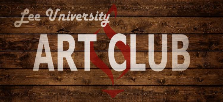 The art club began long before Lee even had an art major.  From the art club's Facebook page