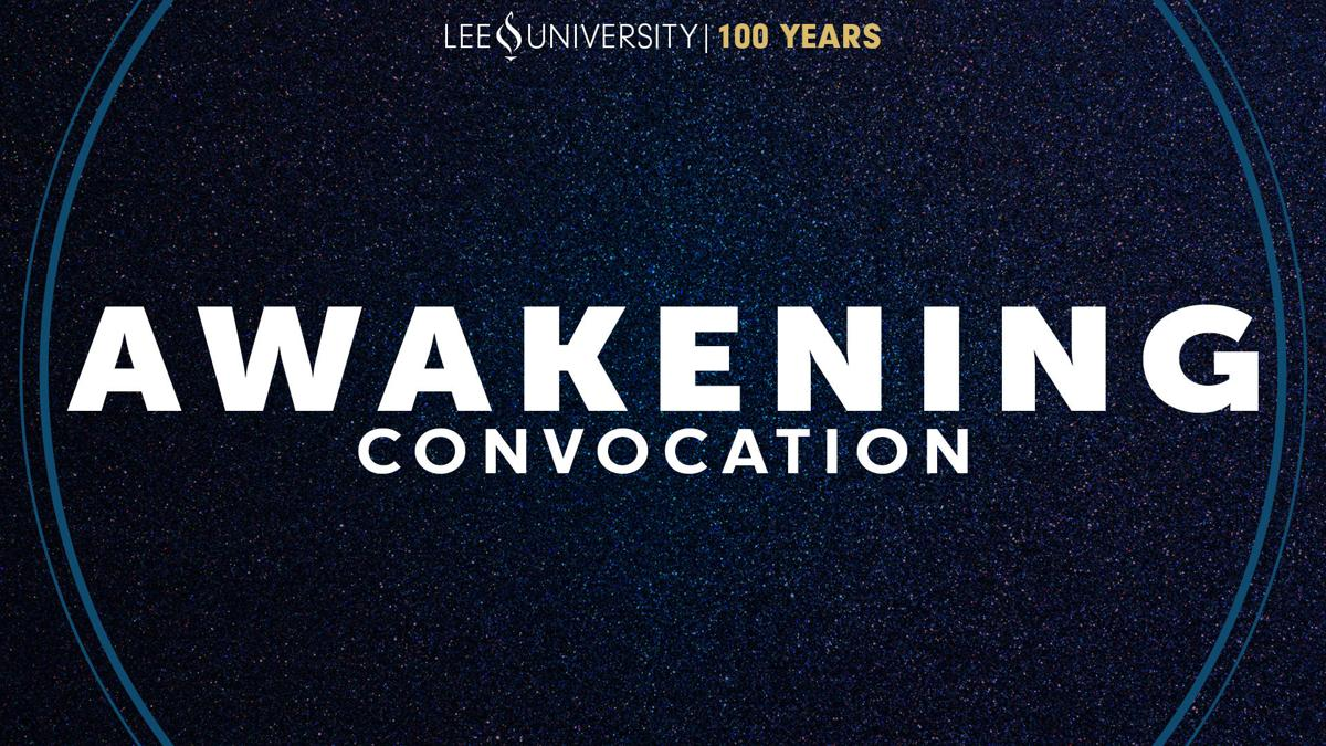 """""""It definitely can be a time of renewal and growth if we approach it with the right mindset,"""" Vice President for Student Development Mike Hayes said about Convocation this semester.  Courtesy of the Office of Student Development"""