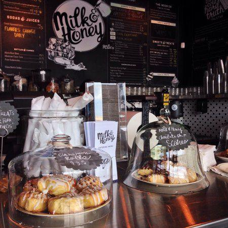 Local treats at the Milk & Honey counter. Photo by tripadvisor.com