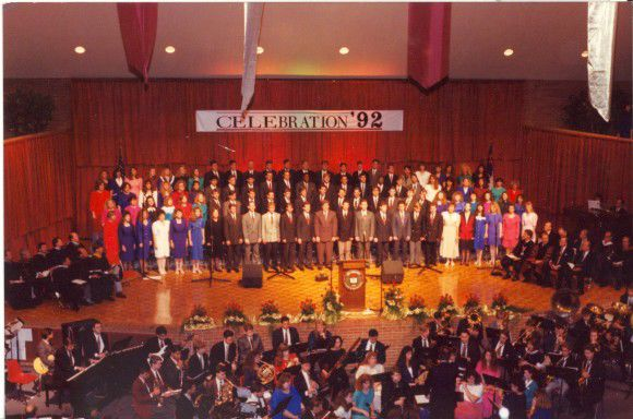 Celebration 1992, provided by Lee Archives