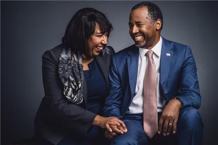 Candy Carson and her husband Ben Carson. Photo: www.chattanoogan.com