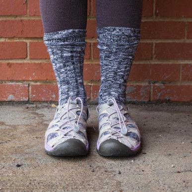 Jessie Trabold's summer hiking shoes