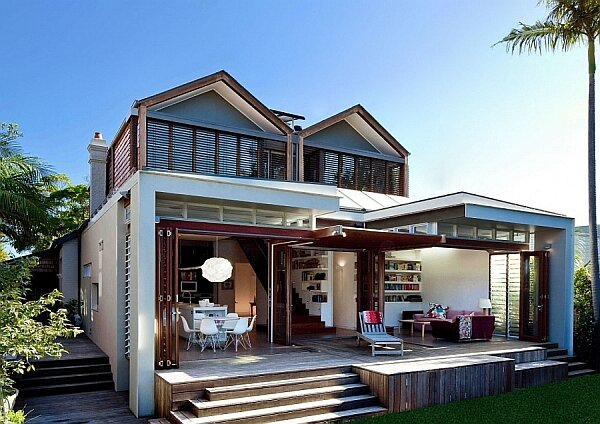 A Beautiful Energy Efficient Modern House - Sydney, Australia