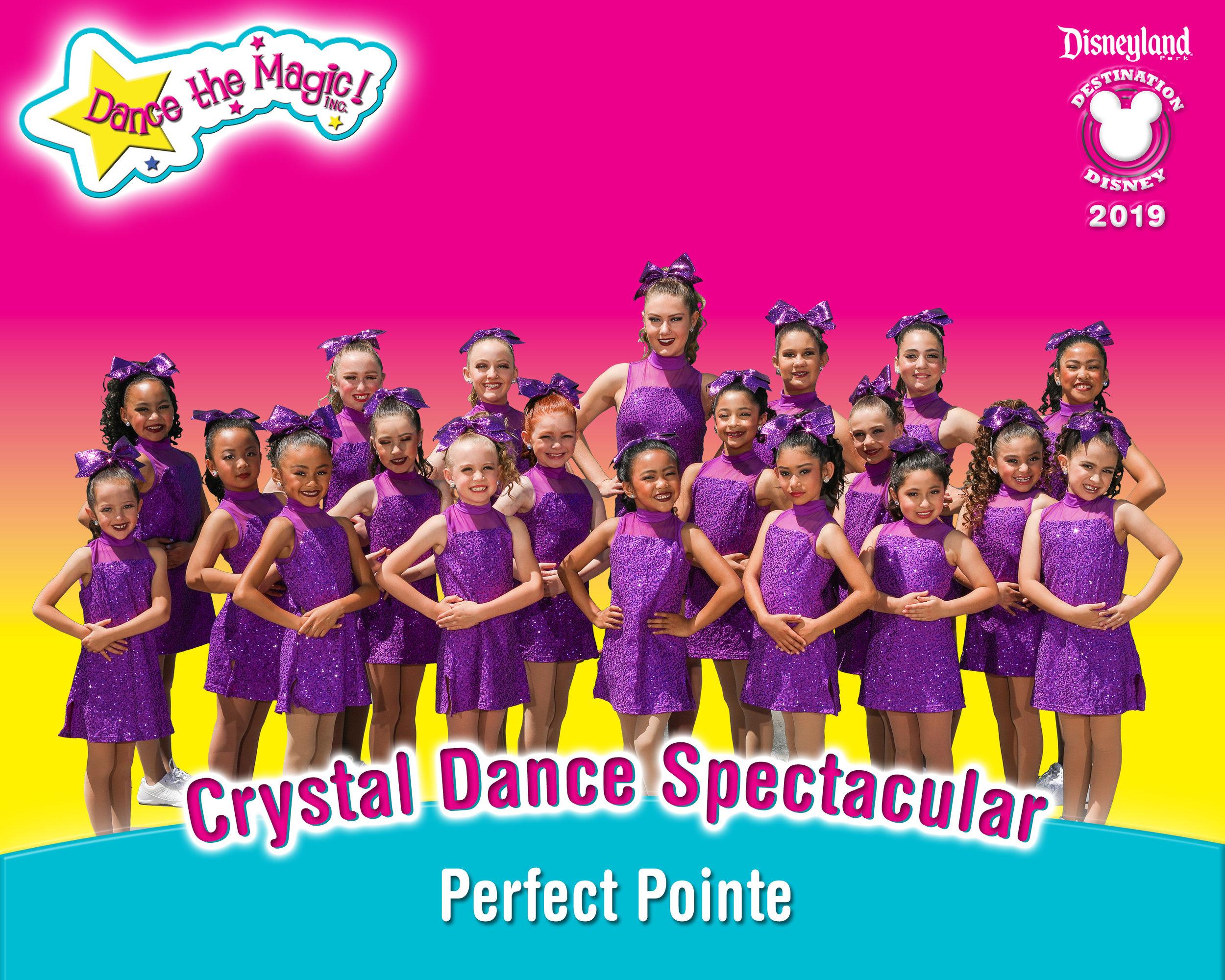 2019 Dance The Magic Participants