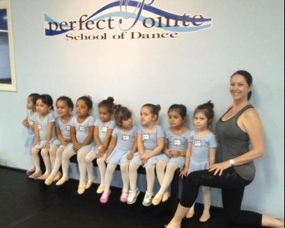 - Baby Ballerina's