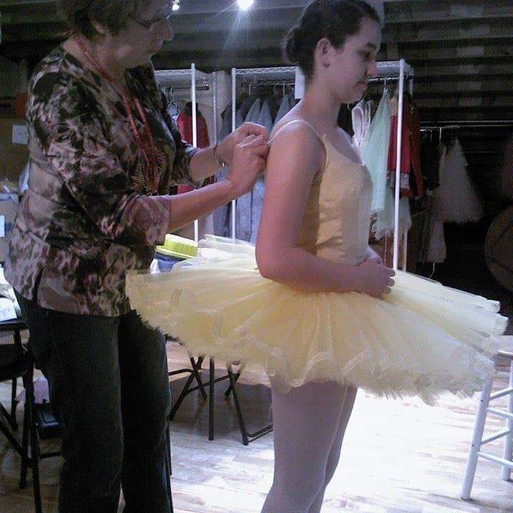 Merliton   Classical Ballet tutu