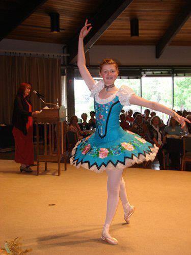 Doll  Classical ballet tutu
