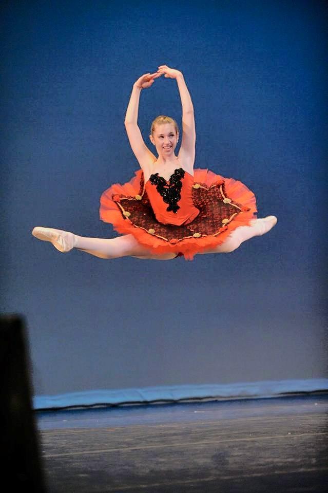 Spanish  Classical ballet tutu