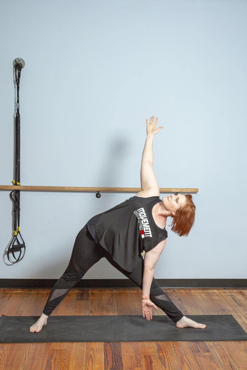 Addie Laughery - Yoga