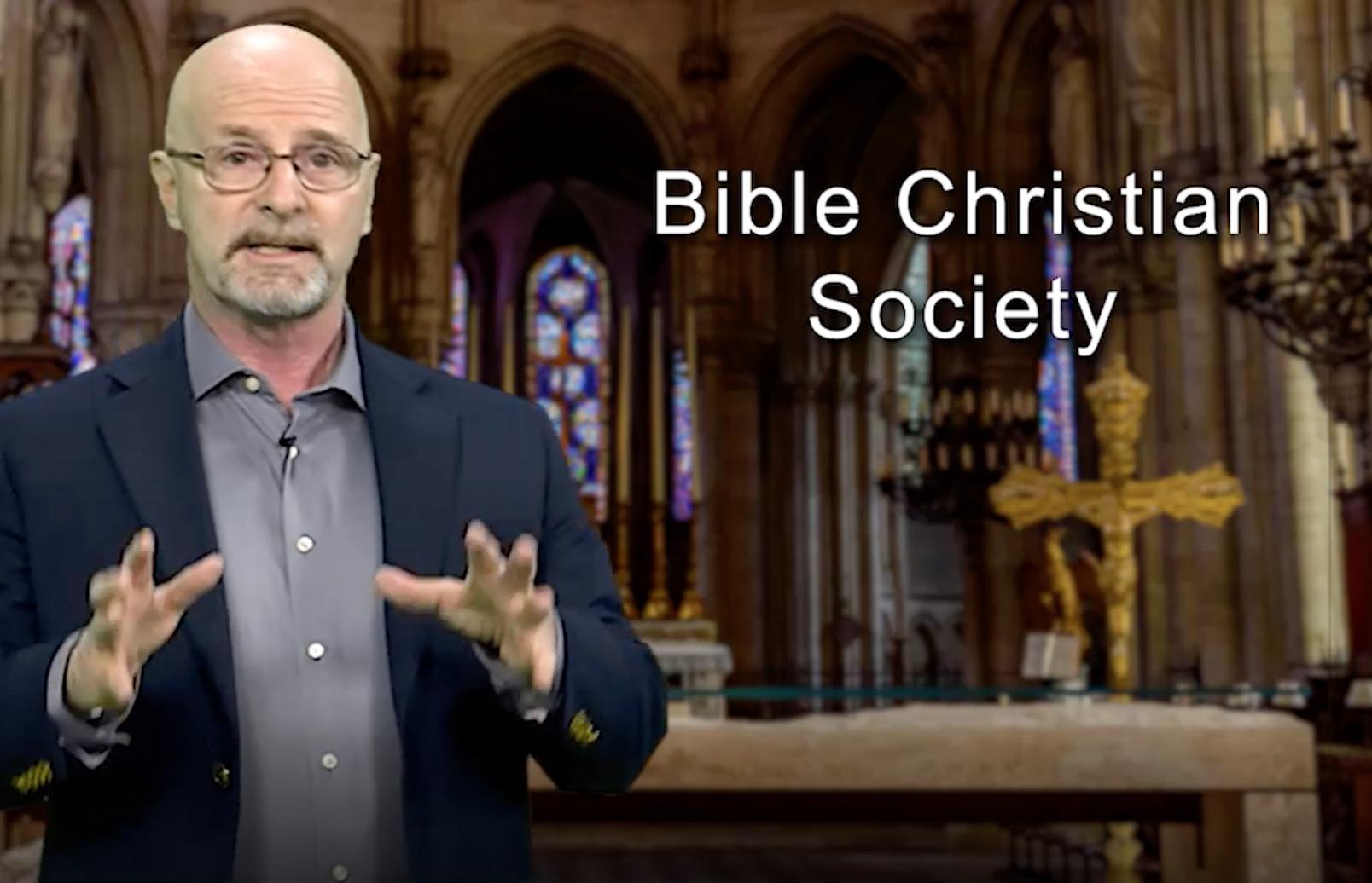 Bible Christian Society